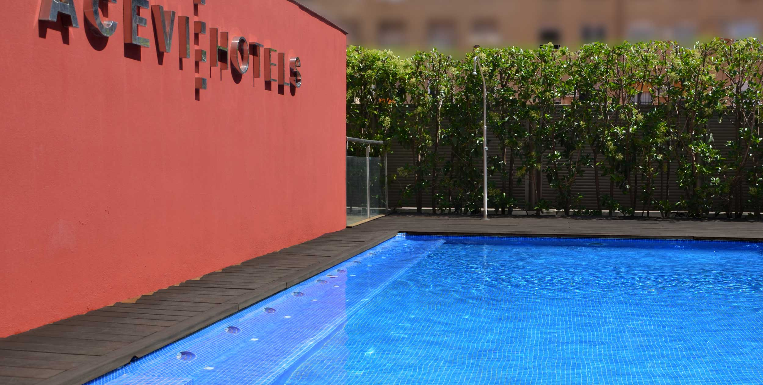 Hotel Acevi Villarroel Swiming Pool